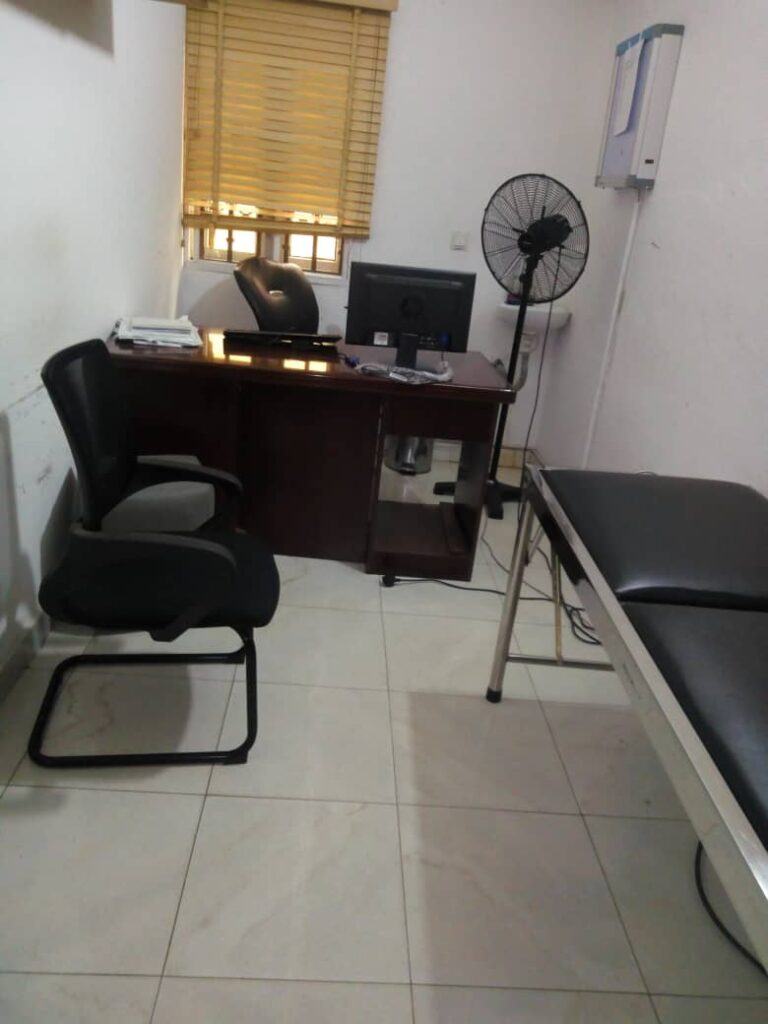 Physiotherapy Clinic in Lagos